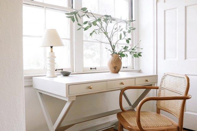 10 Stylish Neutral Home Office Ideas | Hunker