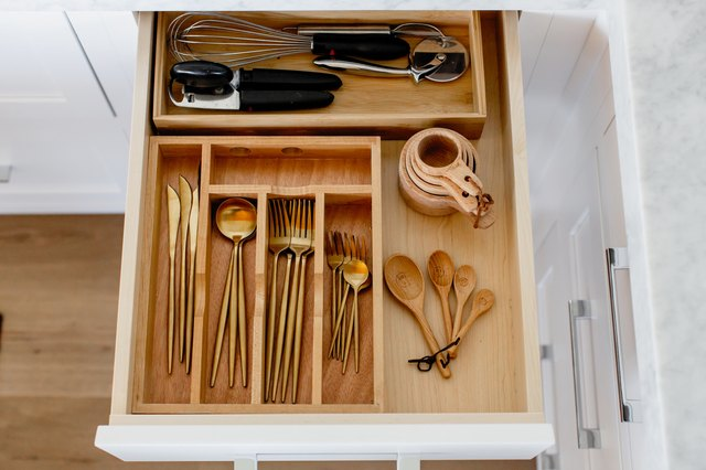 These Popular Utensil Drawer Organizers Are Surprisingly Handy | Hunker