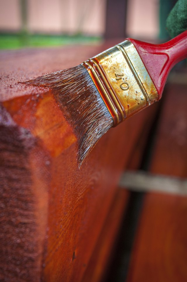 How To Paint Teak Wood Hunker