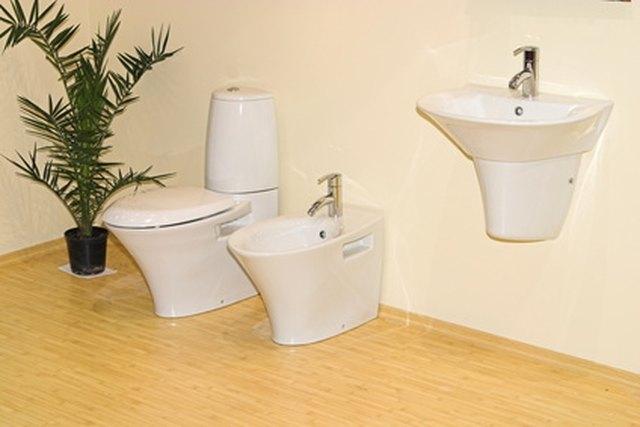 How To Install A Toilet On Hardwood Floor Hunker