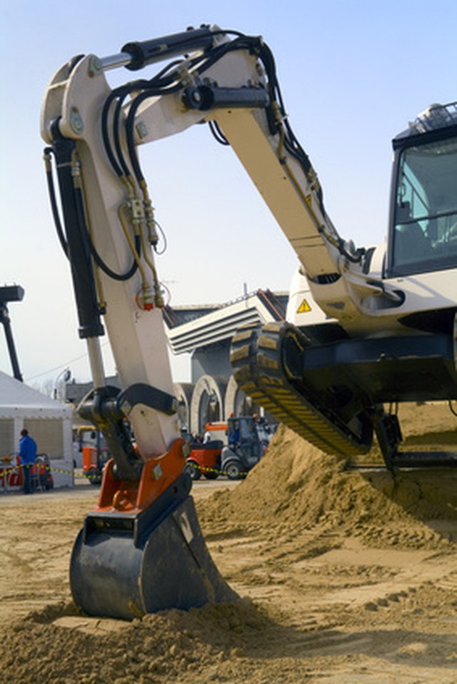 How to Operate a Kubota Excavator | Hunker