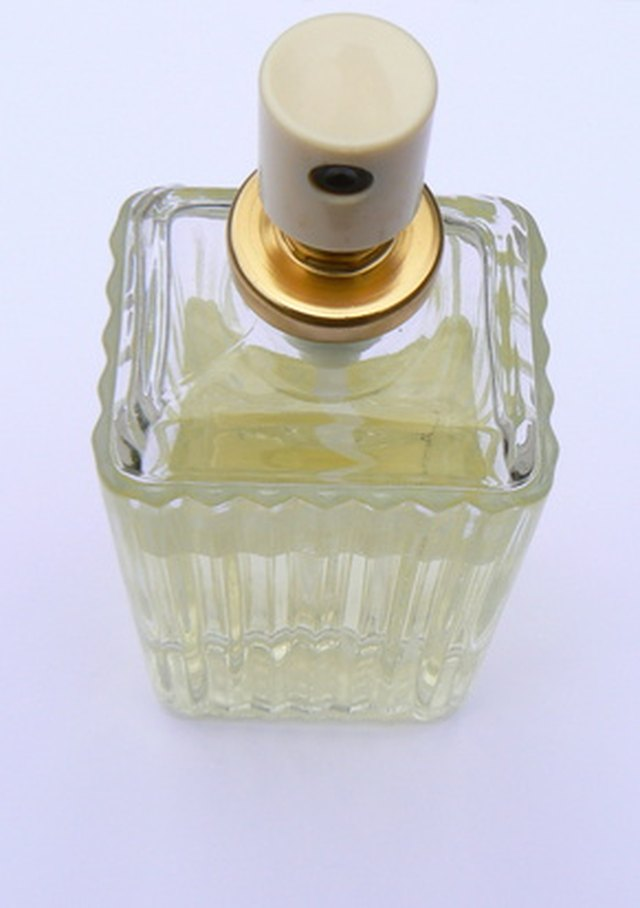 How To Get The Smell Of Perfume Out Hunker