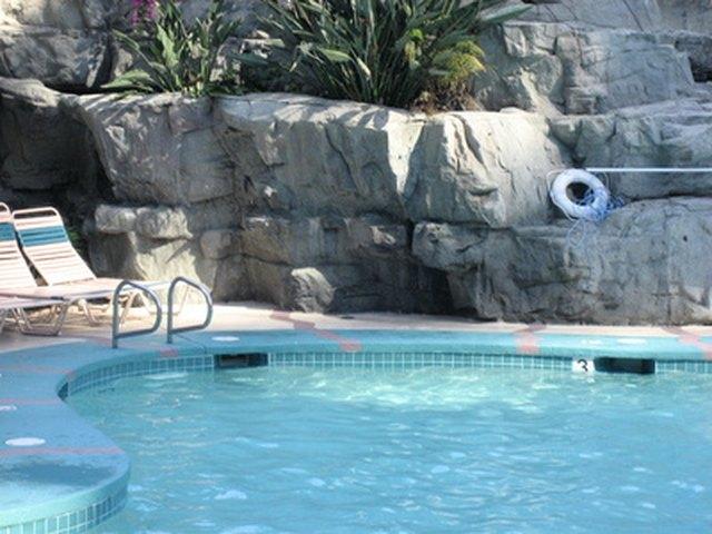 Rebar requirements for building a swimming pool hunker - Swimming pool volume calculator metric ...
