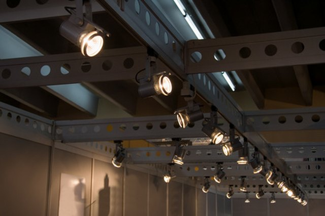 how to fix track lighting hunker