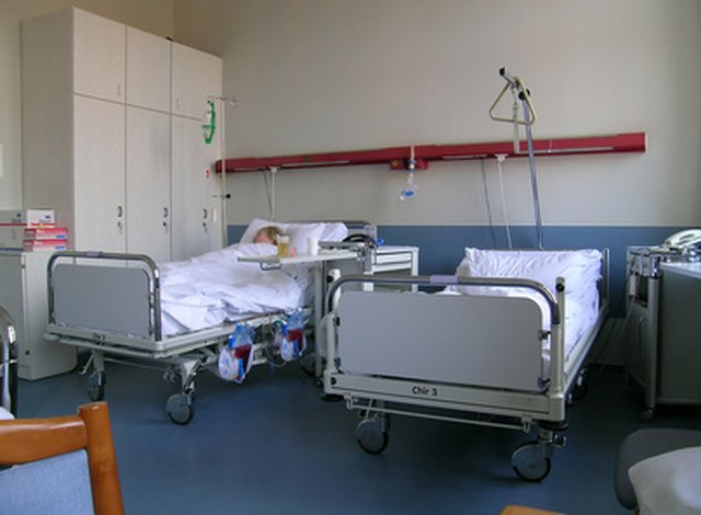 What Kind of Mattress Is on a Hospital Bed? | Hunker