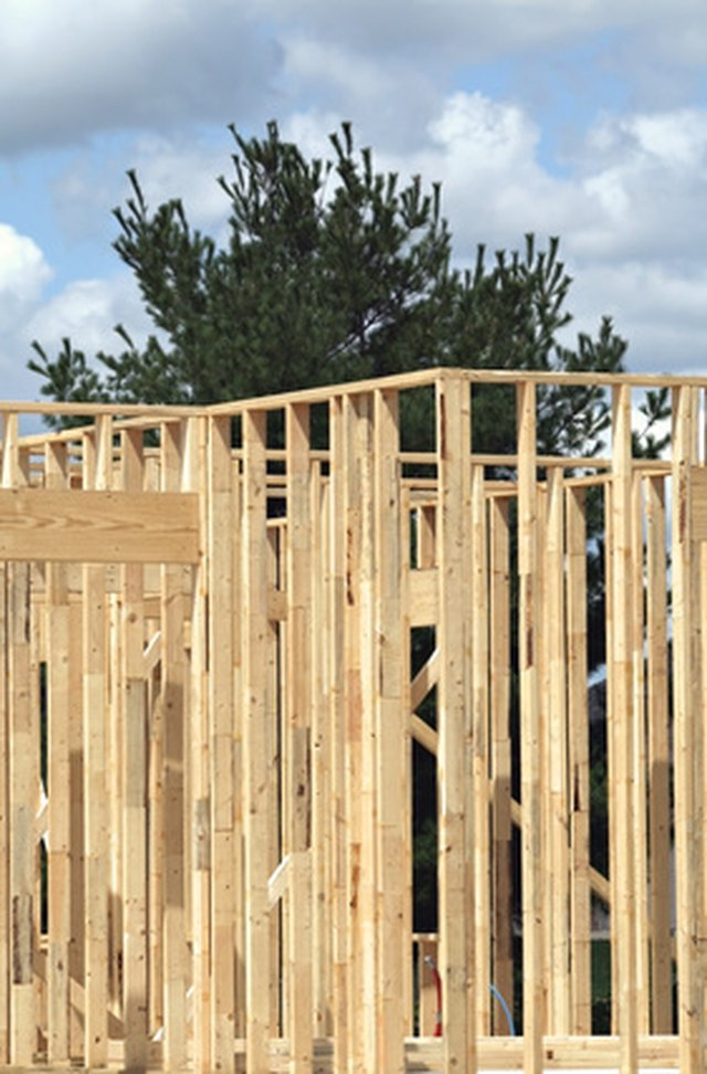 Step-by-Step Framing a House | Hunker