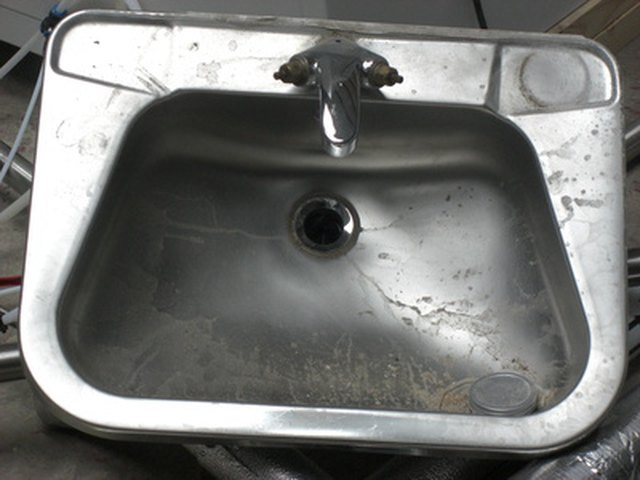 How To Restore A Scratched, Dull Stainless Steel Sink | Hunker