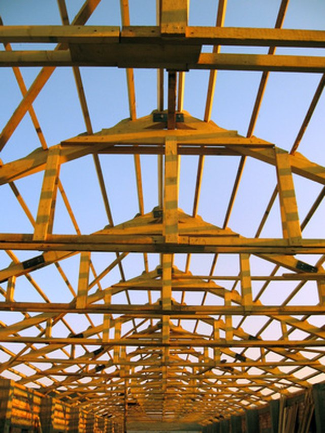 How To Strengthen Trusses Hunker