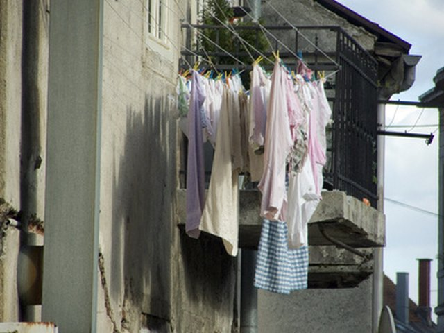 Pvc Clothes Drying Rack Projects Hunker
