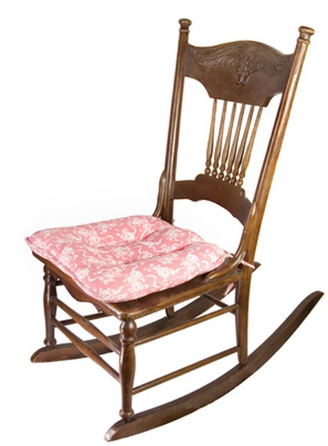 How To Appraise Rocking Chairs Hunker