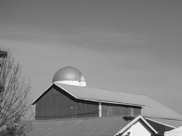 How To Install Barn Metal Roofs Hunker