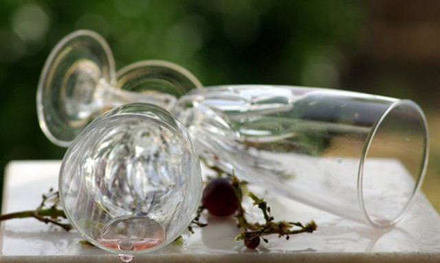 How to Fix Hairline Cracks in Glassware   Hunker