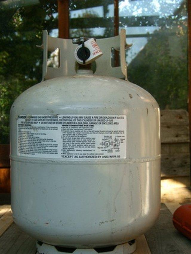 Propane Tank Refilling Regulations   Hunker