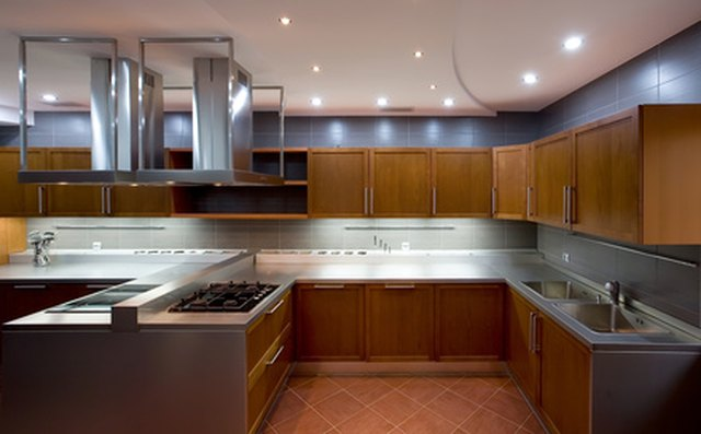 The Best Sheen for Kitchen Cabinets | Hunker