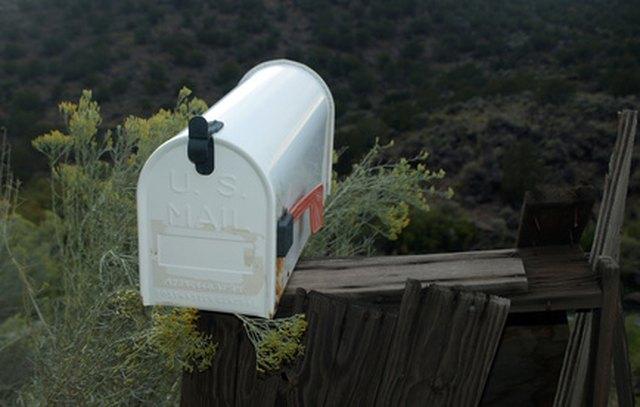 How to Repair a Broken Mailbox Post | Hunker
