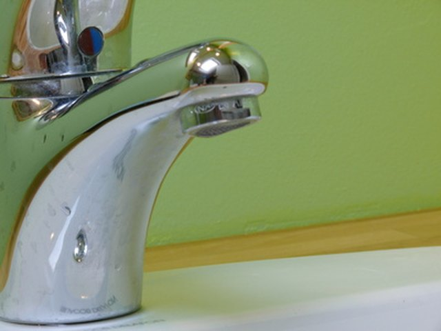 Why Does Only The Kitchen Faucet Run Slowly Hunker