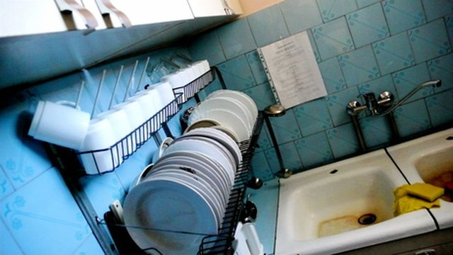 How To Install An Antique Cast Iron Kitchen Sink With
