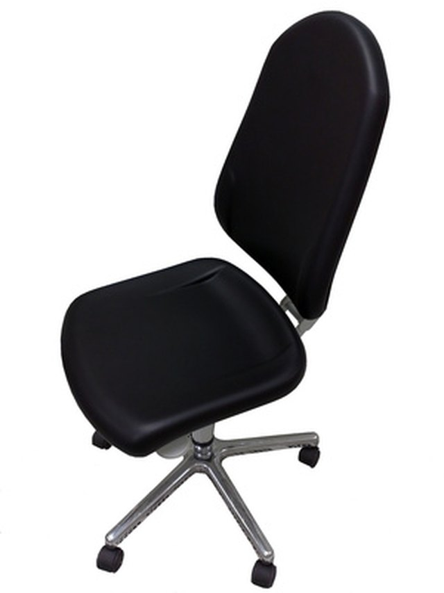 How To Convert A Rolling Chair To A Stationary Chair   Hunker