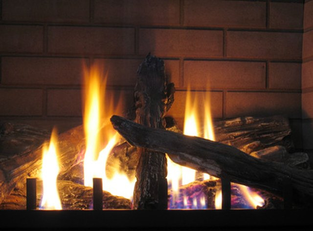 Requirements For A Gas Fireplace Hearth Hunker