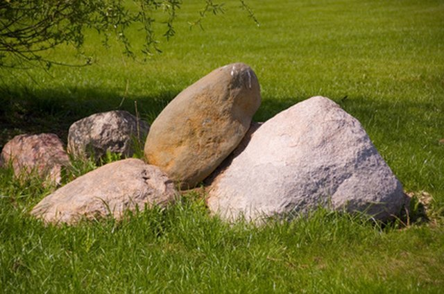 How to Place Boulders and Rocks in the Landscape | Hunker