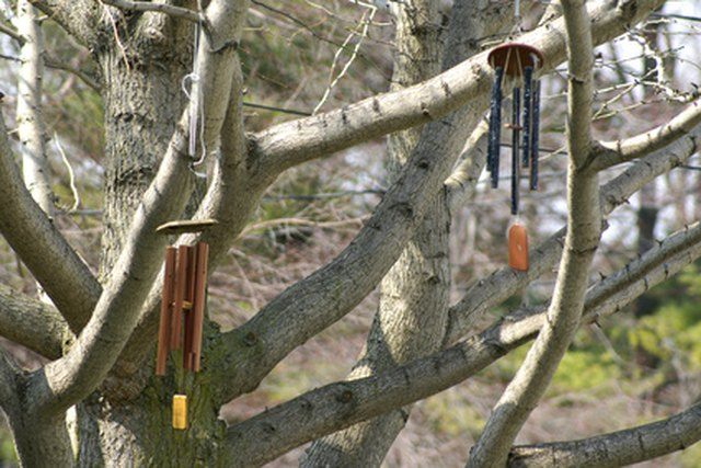 How to Clean Metal Wind Chimes | Hunker