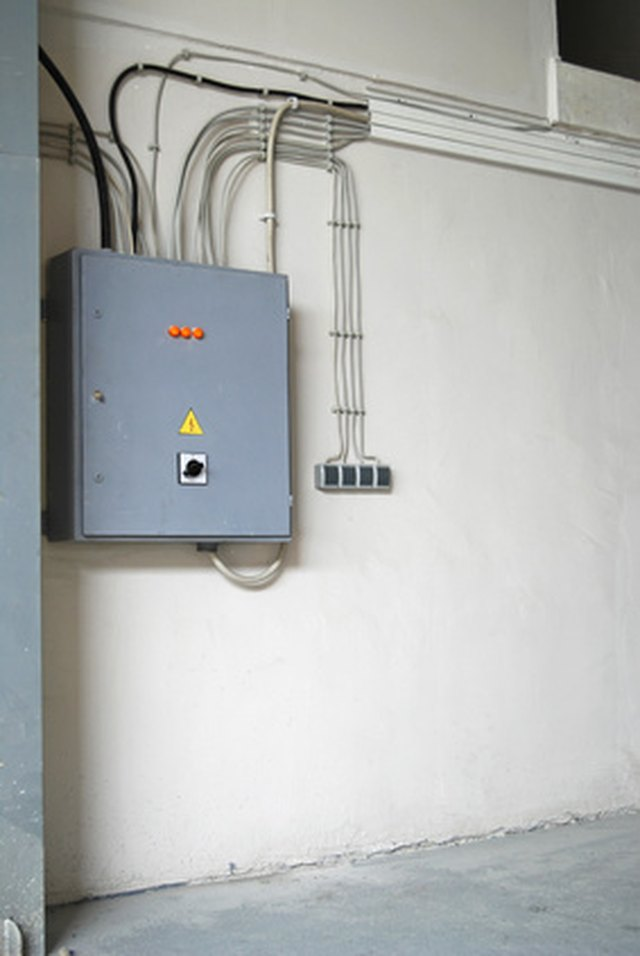 How to Wire a Separate Building to the House\'s Electrical Box | Hunker
