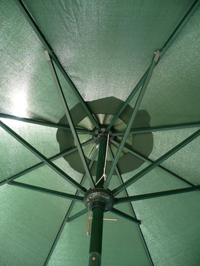 How To Dye A Faded Patio Umbrella Hunker