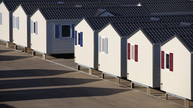 Decorating Ideas for Single Wide Mobile Homes   Hunker