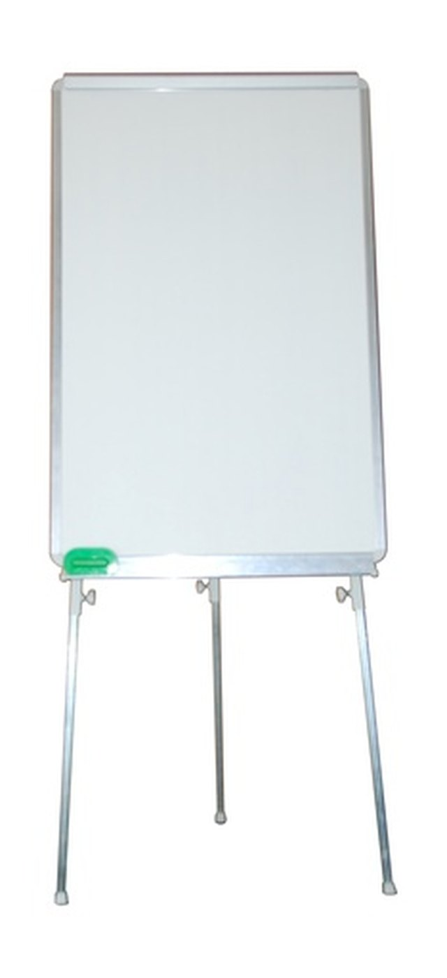 How To Hang A Dry Erase Board Hunker