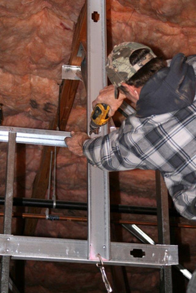 How to Estimate Metal Stud Framing | Hunker