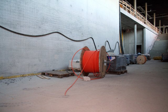 How to clean an unsealed concrete floor hunker - Cleaning interior concrete floors ...