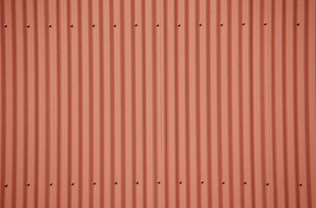 How To Cut Corrugated Sheet Metal Hunker