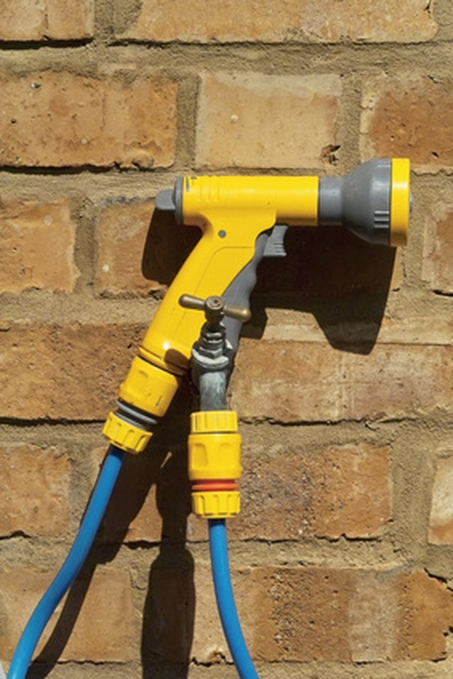 How To Use An Air Hose For A Pressure Washer Hunker