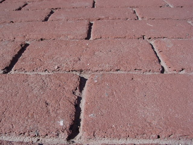 How to Remove Oil Stains From Brick Pavers | Hunker