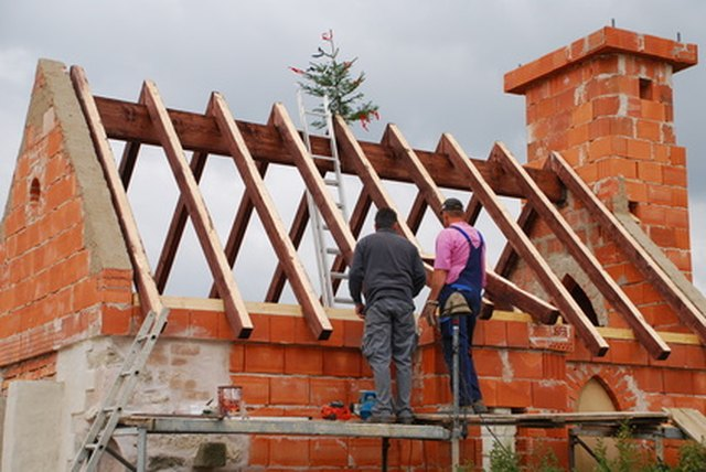 Required Sheathing Thickness For Roofing Hunker