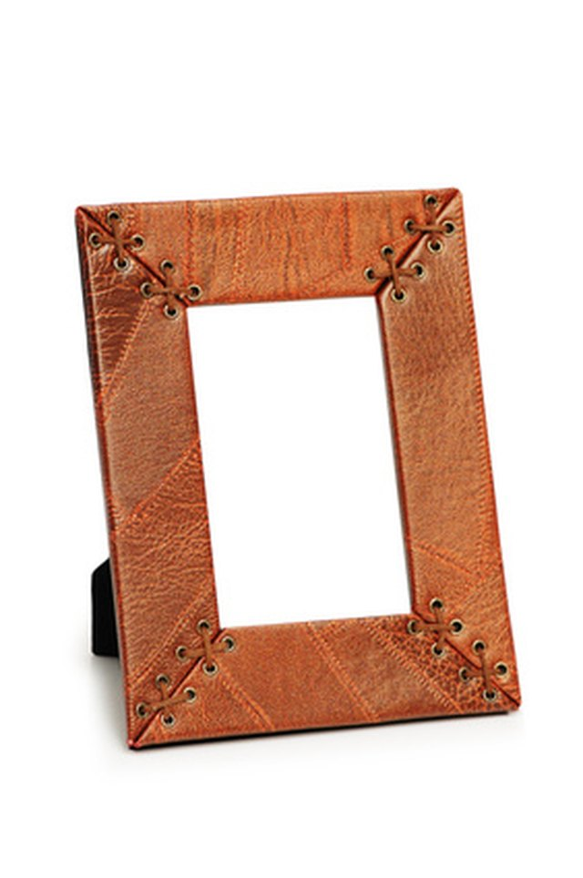 How To Open A Picture Frame Hunker