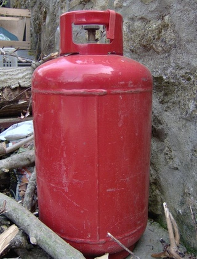 Easy Way to Tell How Much Propane Is Left in the Tank   Hunker