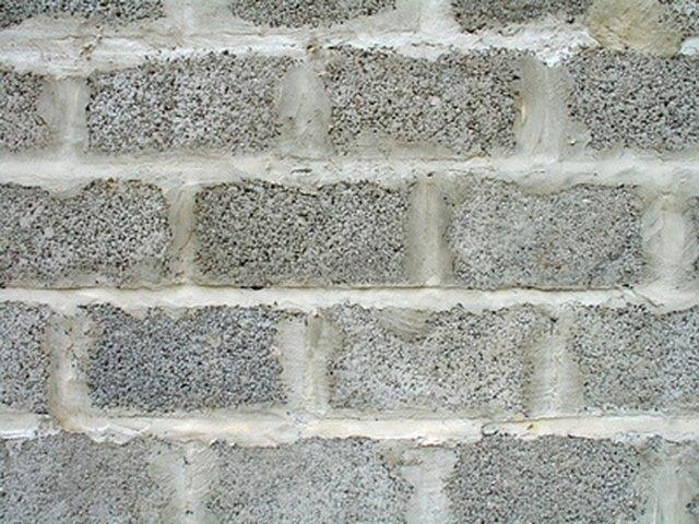 How To Clean Cinder Block Basement Walls Hunker