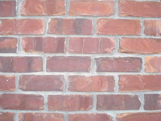 How To Remove Aluminum Siding Oxidation From Brick Hunker