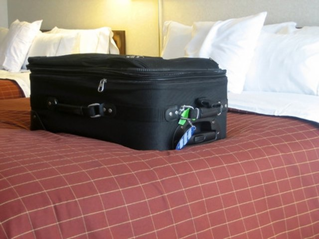 How to Clean Urine-Soaked Luggage   Hunker
