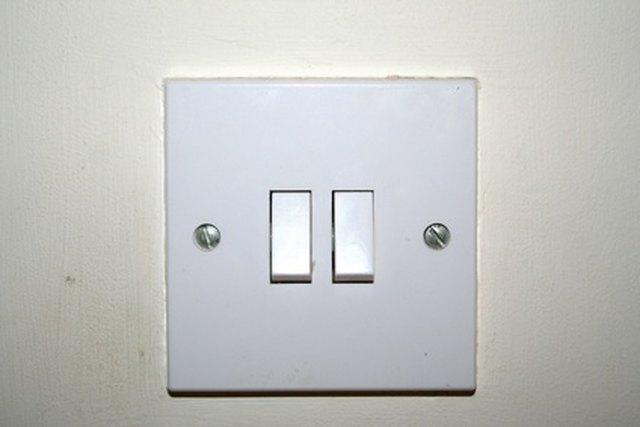 Regular Light Switches Vs Rocker Type Switches Hunker