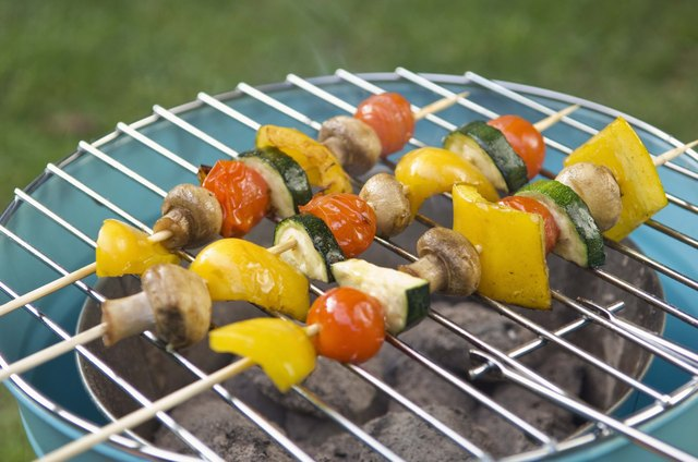 How to Cool Down Your Charcoal Grill | Hunker
