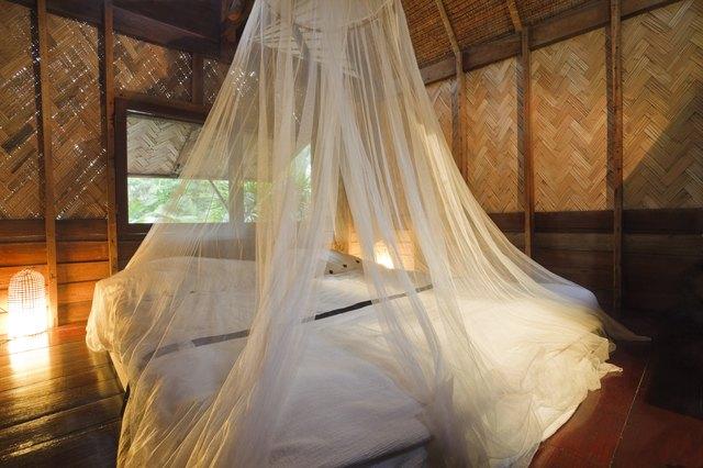 Bungalow bedroom.
