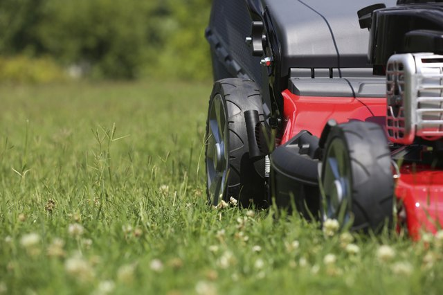 How To Repair A Toro Mower Front Wheel Drive Hunker