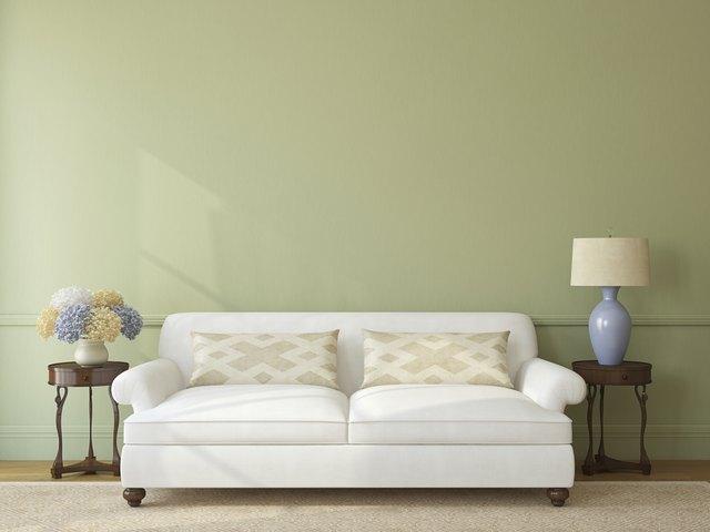 Living-room interior.