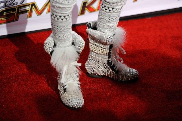 KIIS FM's Jingle Ball 2011 - Arrivals
