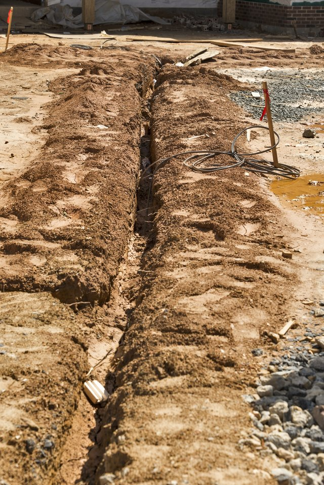 Depth Requirements for Buried Electrical Cable | Hunker