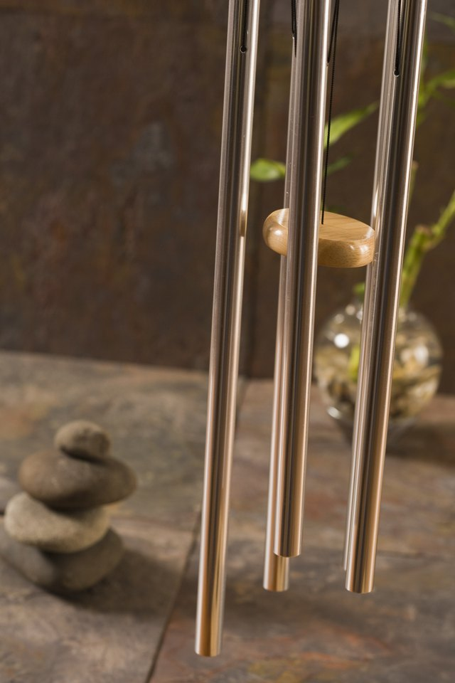 How to Build Wind Chimes With PVC Pipe | Hunker