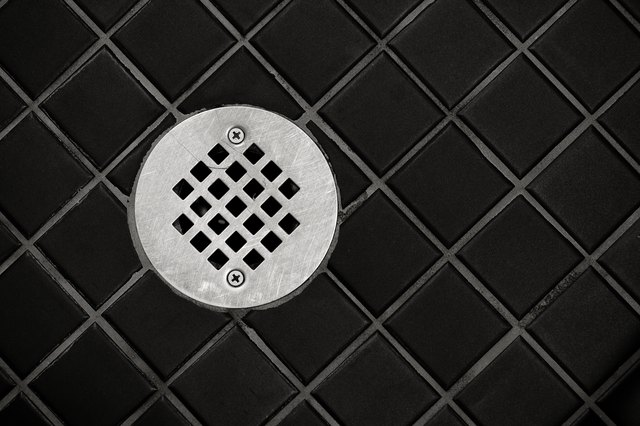 What Is Wrong When A Shower Drain Smells Like Mold Or Is Musty Hunker - Musty smelling drains in bathroom