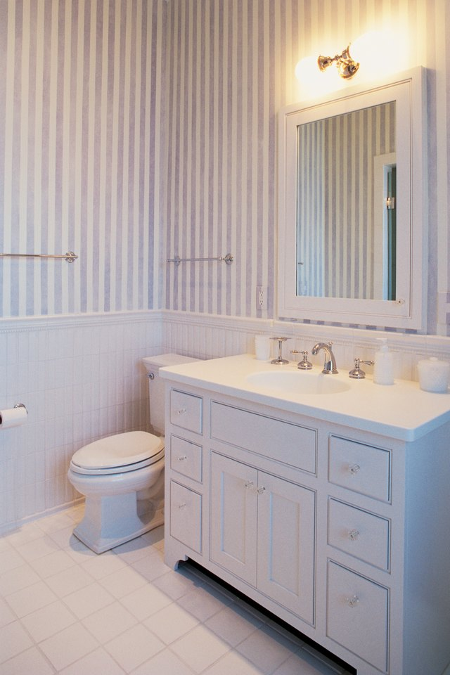 How To Update A Bathroom On A Small Budget Hunker